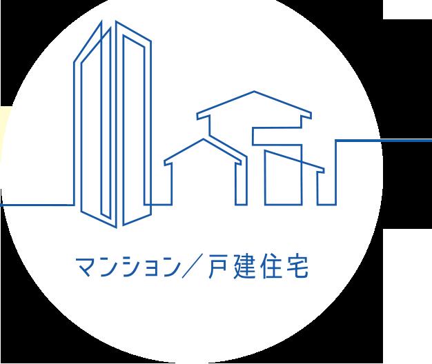 マンション/戸建住宅