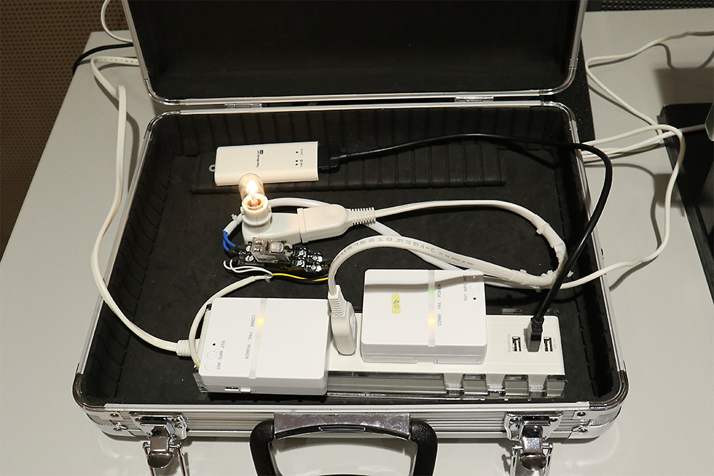 3 ECHONET Lite非対応機器をHEMSに接続するためのエコーネットライトアダプタ :大和電器㈱