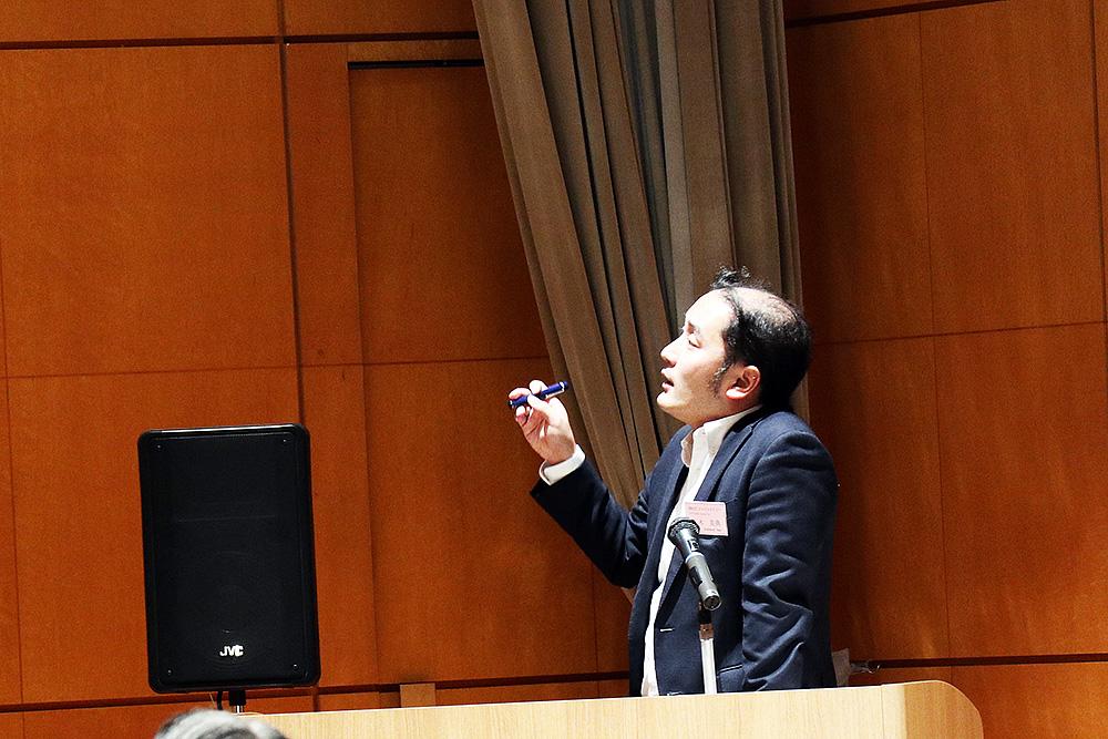 2 特別講演:エネルギーIoTプラットフォーム「エコめがね」を活用した更なる事業展開について   : ㈱NTTスマイルエナジー 八木 美典 様